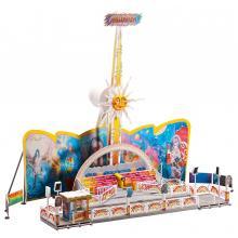 Fahrgeschäft Rainbow Millenium Faller H0 140429