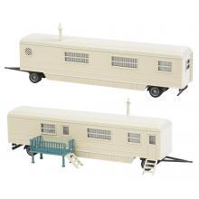Kirmeswagen-Set II Faller H0 140481