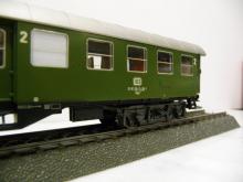 4131 Personenwagen / Umbauwagen der DB 1./2. Klasse Epoche III - Märklin H0