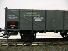 46037 Offener Güterwagen beladen mit Quarzsand Märklin H0