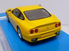 Ferrari F550 Maranello 1996 yellow Provence Moulage K1175 1:43