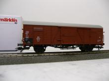 29751 THW Gabelstapler Kalmar Viessmann