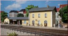 11369 Bahnhof Plottenstein H0 Auhagen