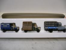 1884 LKW Set 3-teilig Vollmetall M
