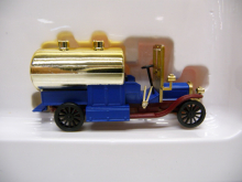 1886 Feuerwehr Set 3-teilig Vollmetall - Märklin H0