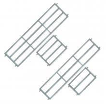Boxen- und Laufhof-Zaunsysteme, 2000 mm (2 x 1000 mm) Faller H0 180434