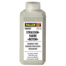 180507 Straßenfarbe Beton 250 ml - Faller