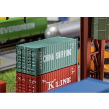 180828 20 Container CHINA SHIPPING - Faller H0