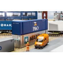 180843 40 Hi-Cube Container P&O
