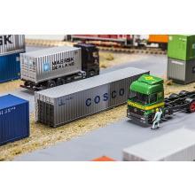 180845 40 Container COSCO - Faller H0