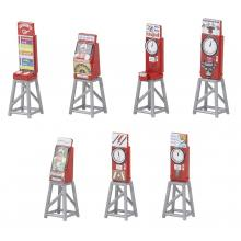 7 Kirmesautomaten Faller H0 180946