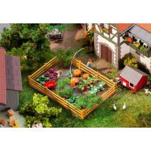 Gemüsegarten Faller H0 181277