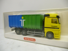 MB Actros Abroll-Container Trienekens Wiking Werbemodell