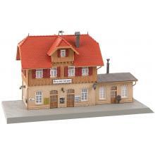 Aktions-Set Bahnhof Bruderstadt Faller H0 190072
