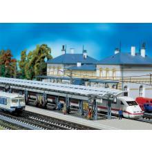 2 ICE-Bahnsteige Faller N 222121