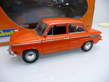 08884 NSU TT Orange 1967 in OVP Revell 1:18