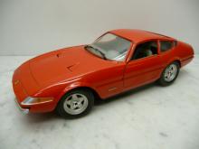 9974001 Ferrari 365 GTB /4 Daytona rot Techno Giodi 1:18