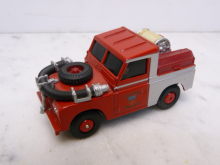 Land Rover Feuerwehr City of Bath Corgi Toys 1:43 CS 90065