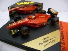 189 A Ferrari 412 T1 1994 Jean Alesi # 27 Onyx 1:43