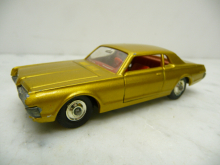 K-21 Mercury Cougar 1968 goldmetallic Matchbox