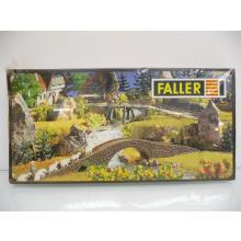 B-537 2 kleine Bachbrücken - Faller N
