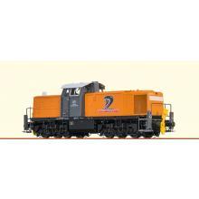 41538 Diesellok BR 295 der BEG Epoche VI orange/grau DC BASIC - Brawa H0
