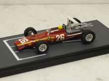 Ferrari 312F1 V12 #26 1968 Dinky France 1:43
