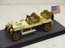 Thomas Flyer New York - Paris 1908 Rio 1:43