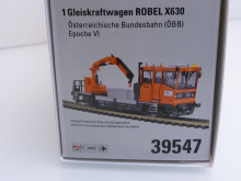39547 Gleiskraftwagen ROBEL X630 ÖBB Digital + Sound