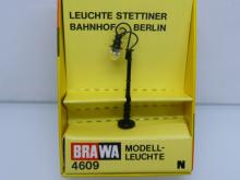 4609 Leuchte Stettiner Bahnhof Berlin - Brawa N