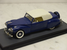 Lincoln Continental 1941 blau Rio 1:43