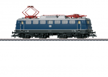 37108 E-Lok E 110 263-1 DB blau Märklin mfx Digital + Sound
