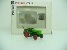 17913 Deutz Traktor D 62 06 mit M
