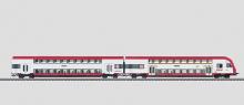 47681 Containertransport-Set 4-teilig Würth / P&O / KDL Märklin H0 wie Neu