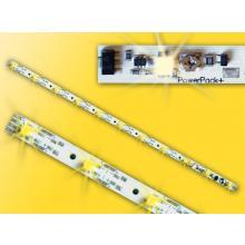 50492 LED-Waggon-Innenbeleuchtung m.11 gelben LEDs - Viessmann H0