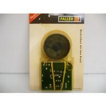 Feuersirene elektronisch mit Lautsprecher Faller H0 637