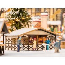 Weihnachtsmarktstand Noch H0 14392