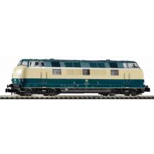 40505 Diesellok BR V 221 147-2  beige/blau der DB Epoche IV DIGITAL + SOUND Piko N