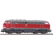 40521 Diesellok  BR 216 010 altrot der DB Epoche IV mit Next18 Sound Decoder - Piko N