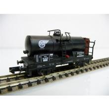 Arnold N 0154-5 Kesselwagen mit Brhs 2-achsig schwarz VTG