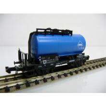 Minitrix N 13986 Kesselwagen 2-achsig blau 002 8 200-2 ARAL