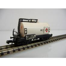 Arnold N 0434 Kesselwagen, 2-achsig, weiß, ´Gasolin´