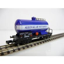 Arnold N 4363-11 Kesselwagen 2-achsig blau - Alles klar mit Korn