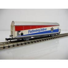 Roco N Bierwagen rot/weiß/blau Fürstenberg Pilsener