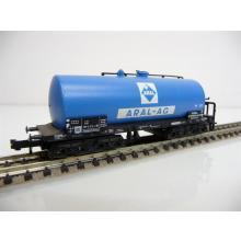 Minitrix N 51 3553 00 Kesselwagen 4-achsig blau 007 2 575-2 ARAL