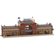 Bahnhof Mittelstadt Faller N 231703