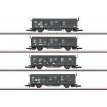 Schiebedach-/Schiebewandwagen-Set