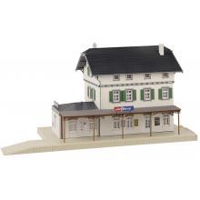 110142 Bahnhof Bever - Faller H0