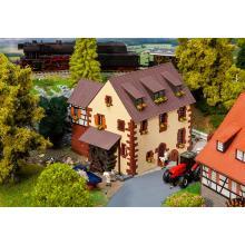 Burgmühle Faller H0 130586
