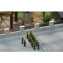 Kasernenzaun Faller H0 144120